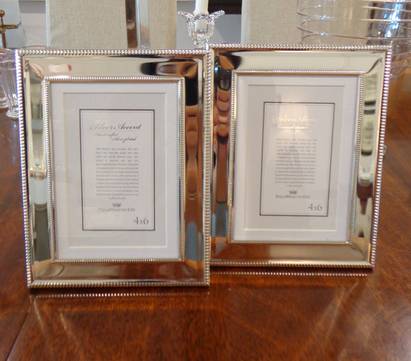 Picture frame 2 in 1 4x6&5x7