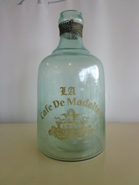 Decorative Bottles (x2)