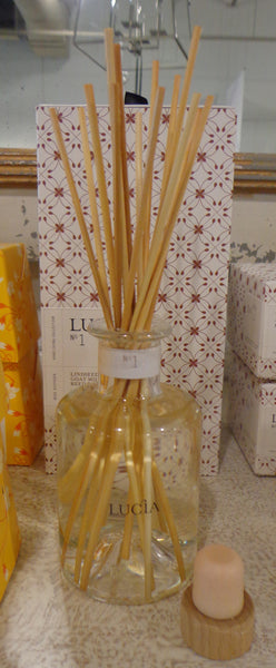 Diffuser- Lindseed flower & Goats milk