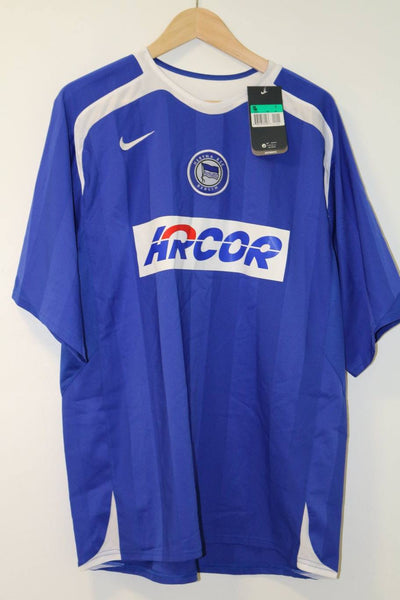 Hertha Berlin 2005-2006 Home Shirt XL BNWT
