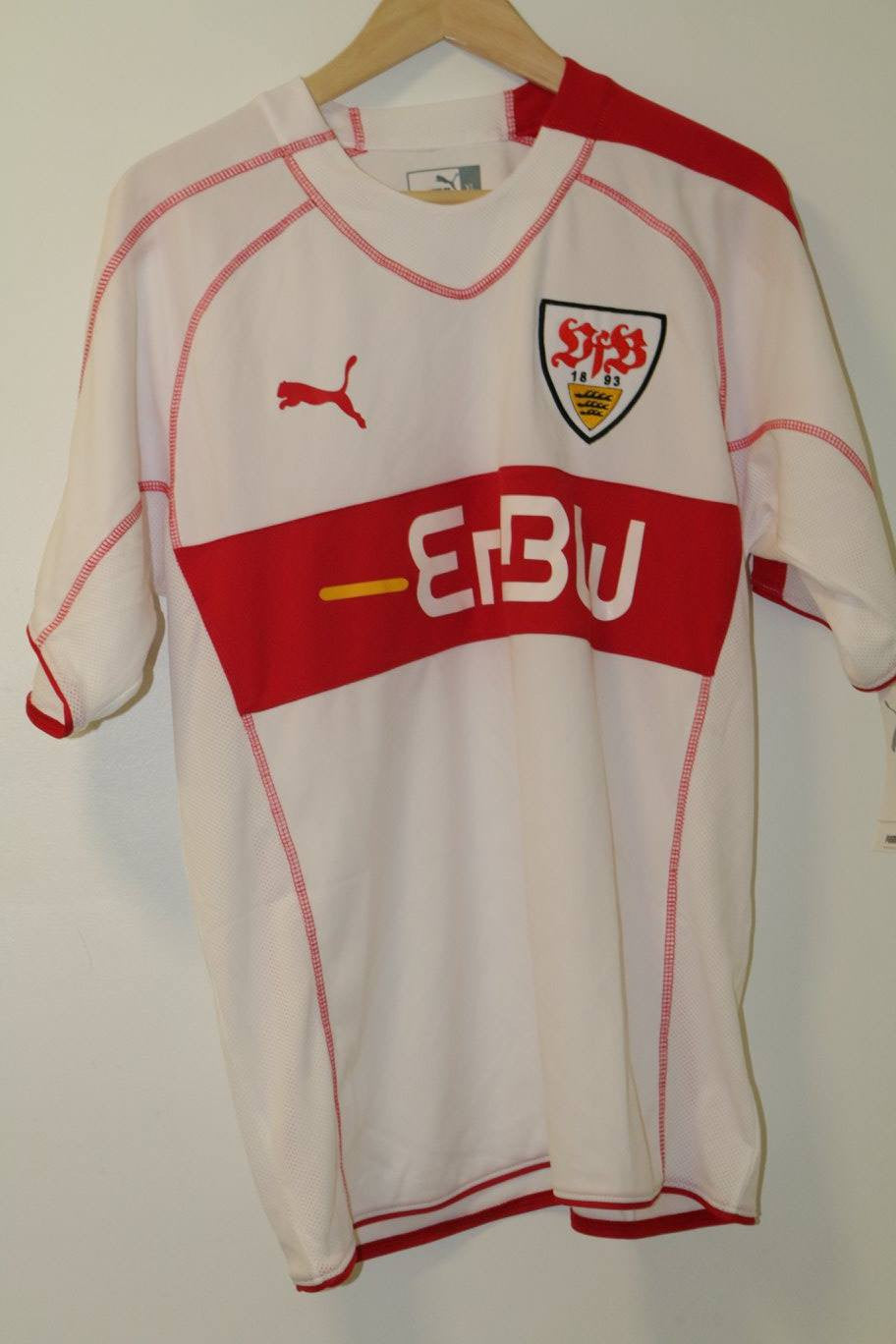 Stuttgart 2005-2006 Home Shirt XL BNWT
