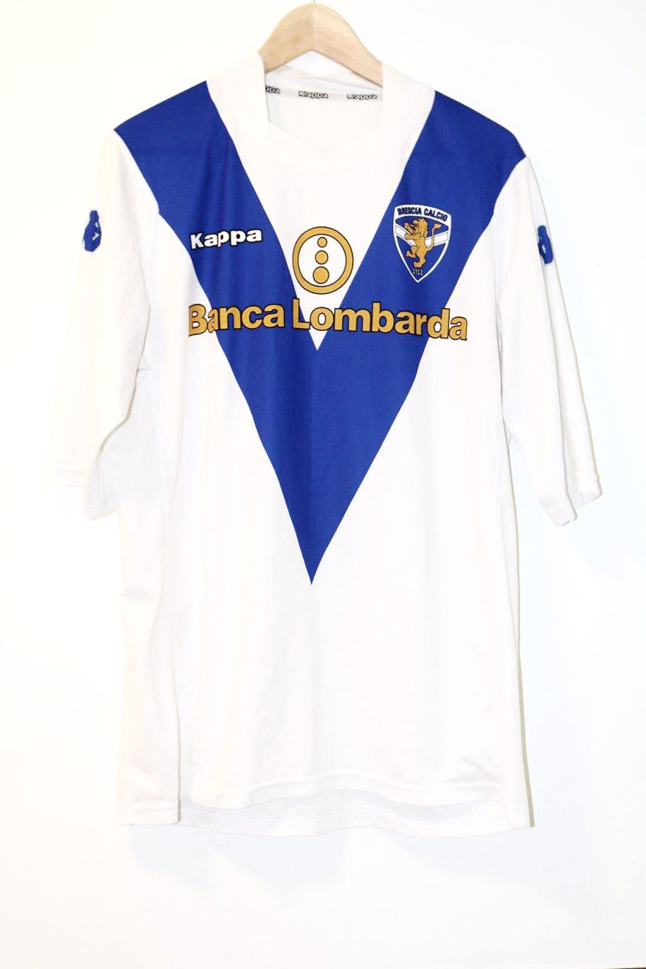 Brescia 2004-2005 Away Shirt XXXL Kappa (fits XL)