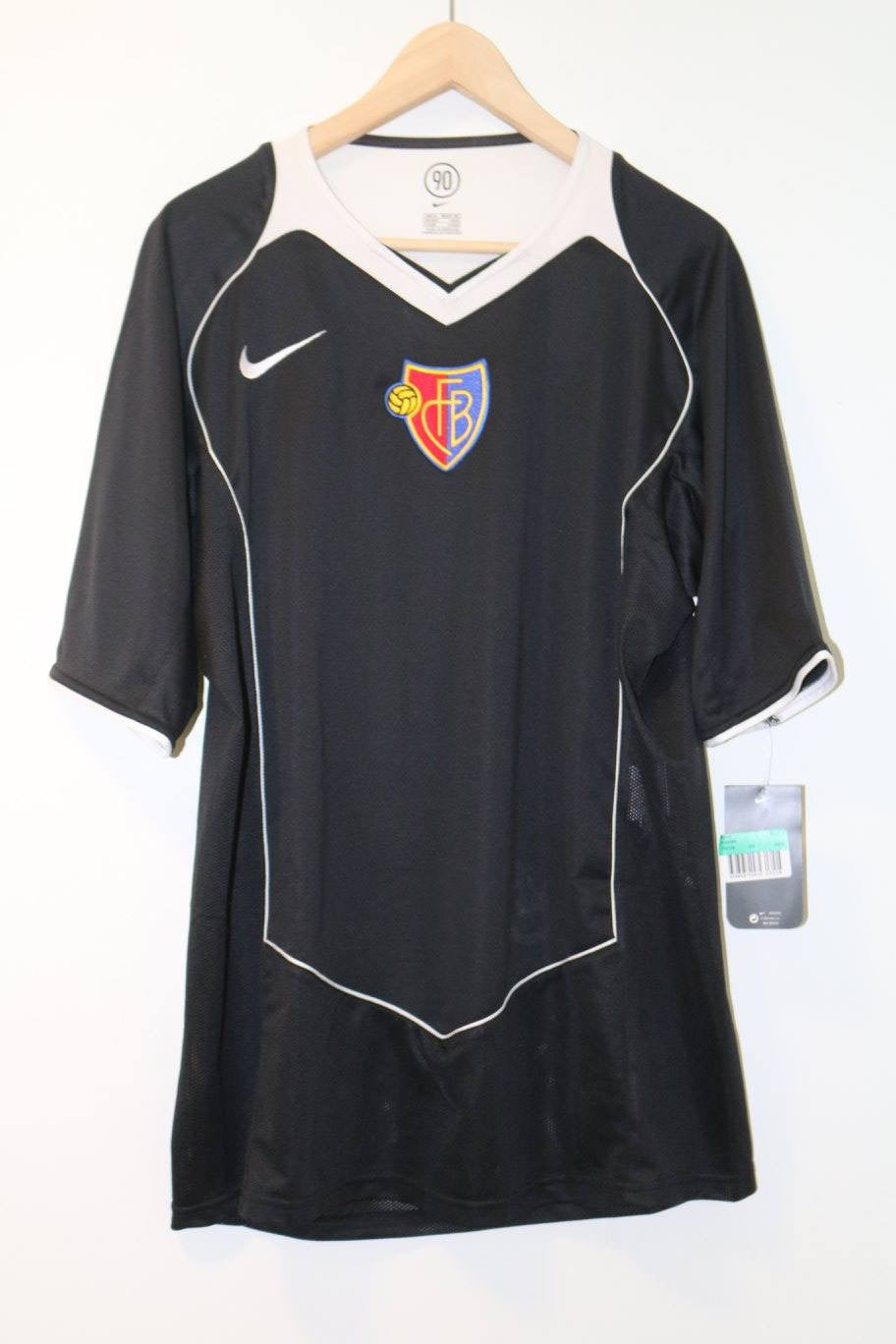 FC Basel 2005-2006 Away Shirt XL Nike