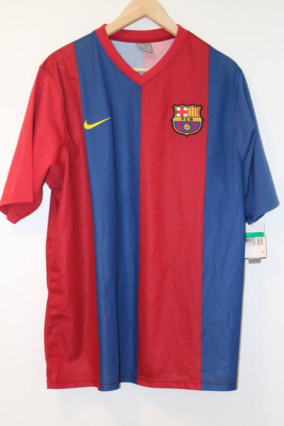 Barcelona 2006-2007 Home Shirt XL BNWT