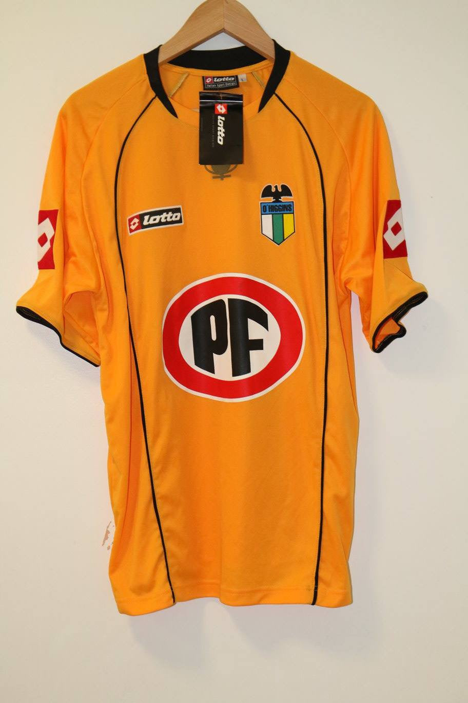 O'Higgins Lotto Away Shirt BNWT Large Chile