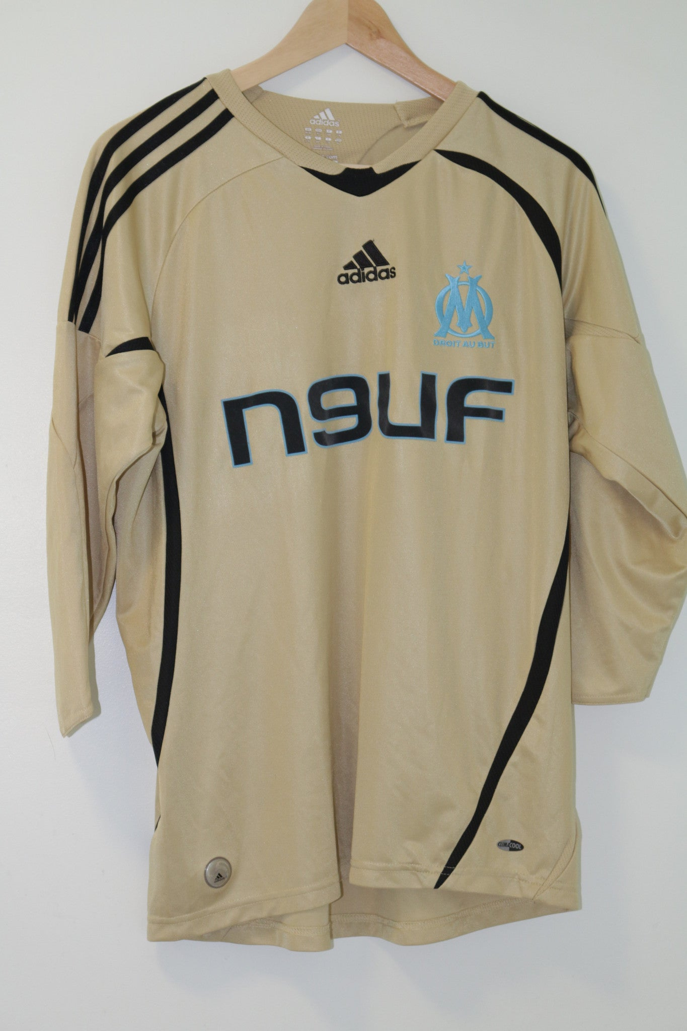 Marseille 2008-2009 Third Shirt Small