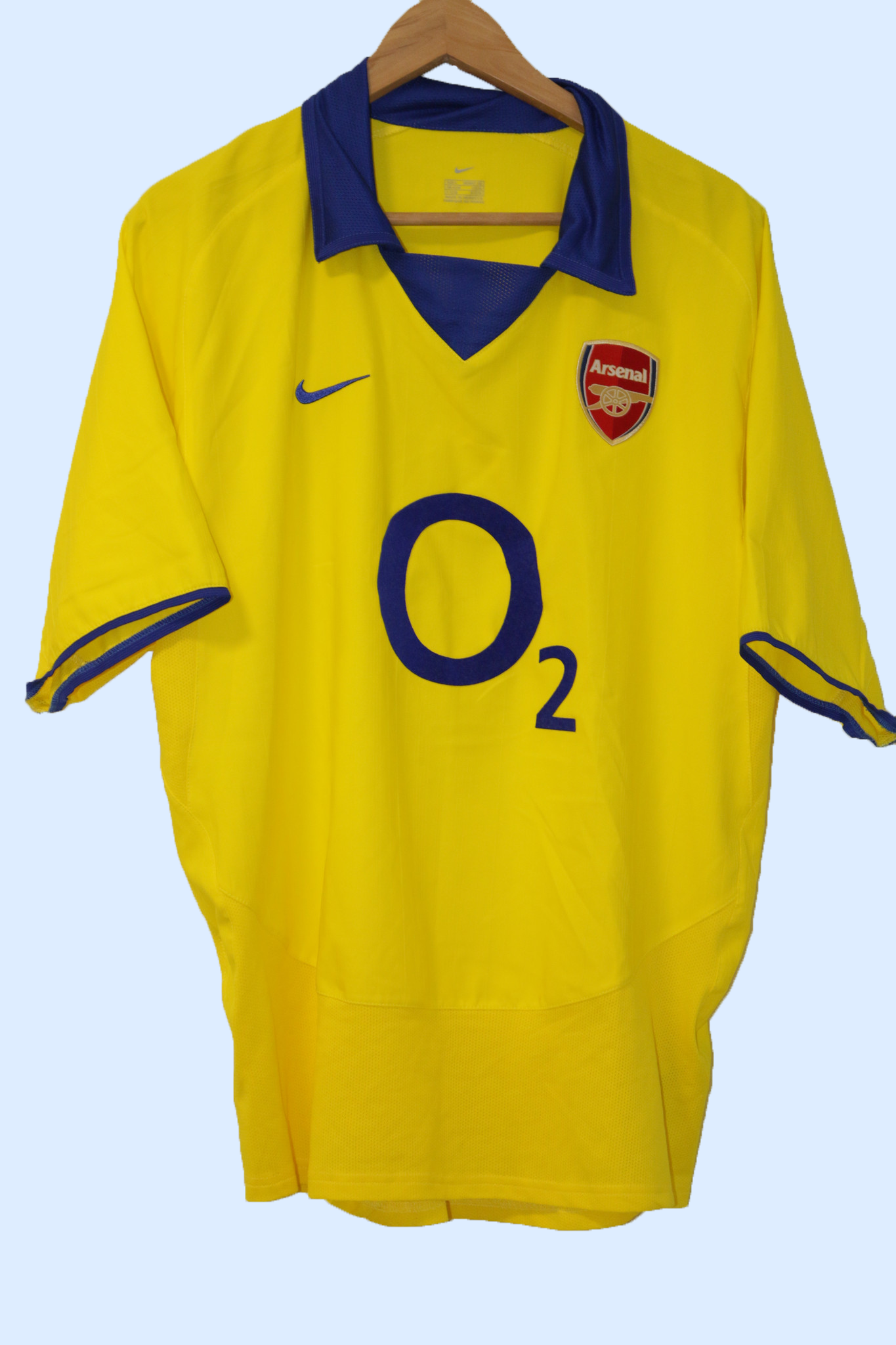 Arsenal 2002-2003 / 2003-2004 'Invicibles' Away Shirt XL Nike 2