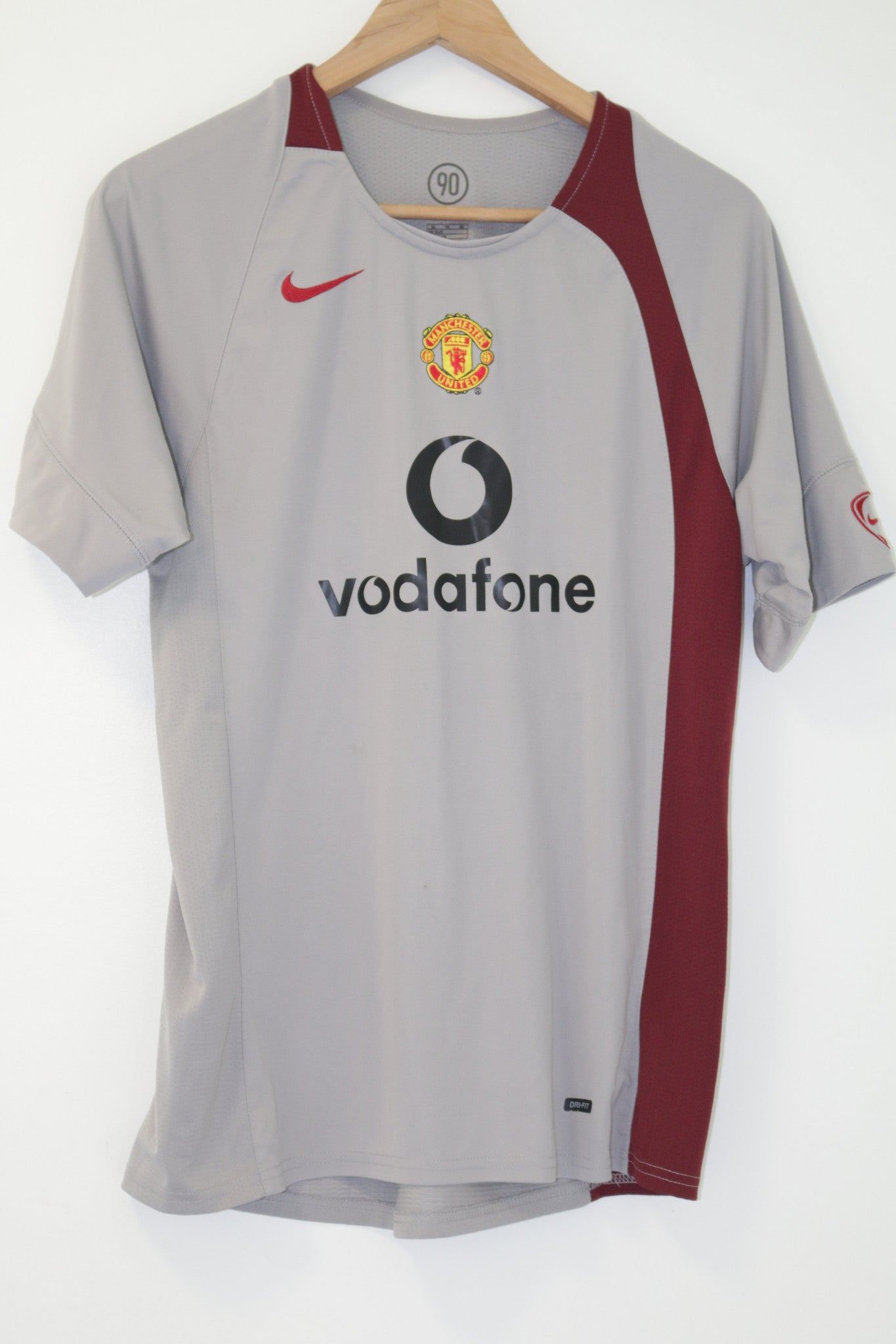 Manchester United 2003-2005 Training Shirt Small