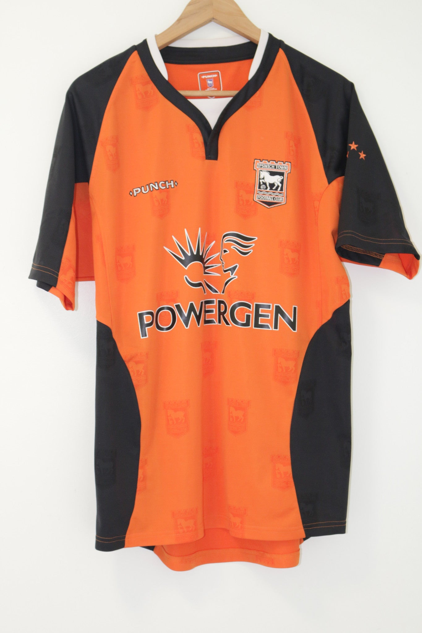 Ipswich 2005-2006 Punch Away Shirt Large