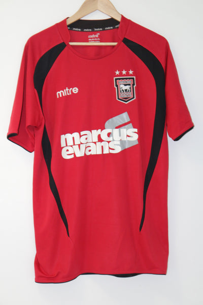 Ipswich 2008-2009 Away Shirt Large