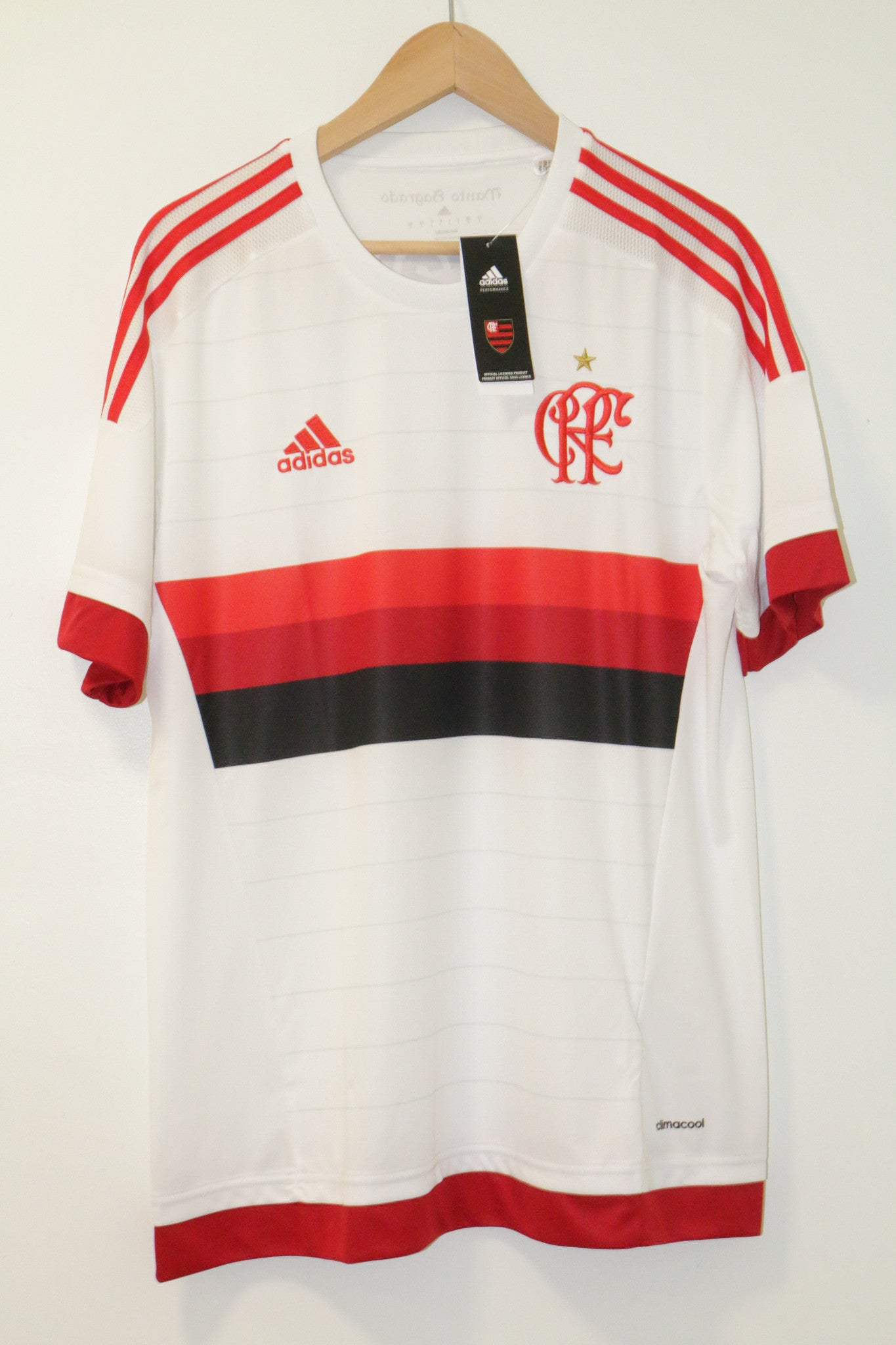 Flamengo 2015-16 Away Shirt Adidas BNWT