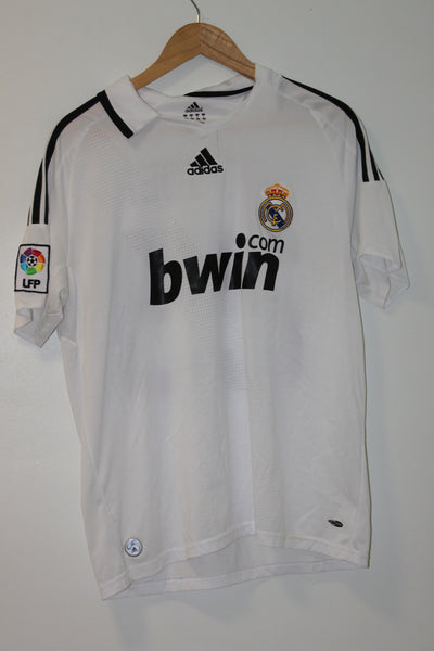 outlet store 3db62 92e4e Real Madrid 2008-2009 Home Shirt Large?? CR7 #23 Adidas