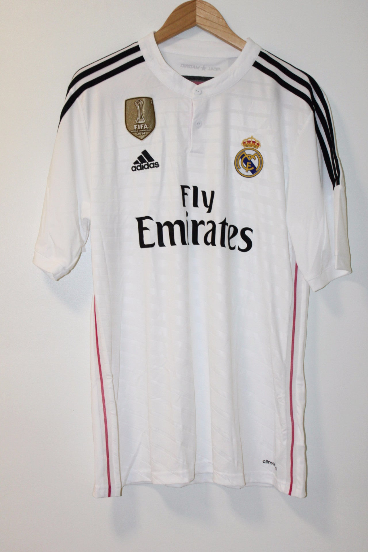 Real Madrid 2014-2015 Home Shirt Adidas BNWT
