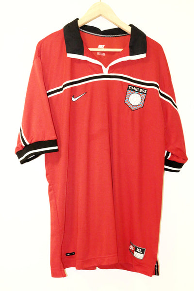 "Timeless Football Nike ""USA World Cup 98 Away"" Shirt S/S Shirt XL"