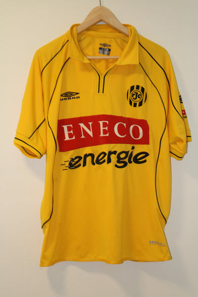 Roda JC 2002-2003 Home Shirt XL Umbro