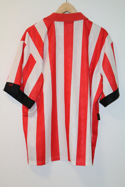 Sunderland 1994-1996 Home Shirt Large Avec