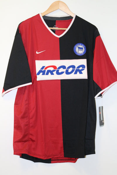 Hertha Berlin 2001-2002 Away Nike Shirt XL BNWT