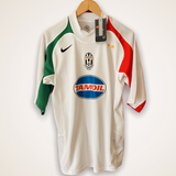 Juventus 2005-2006 Nike GK Goalkeeper Jersey Medium  BNWT