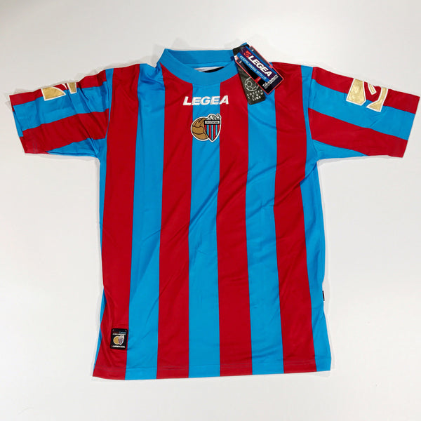 Catania 2008-10 Legea Home Shirt BNWT Large