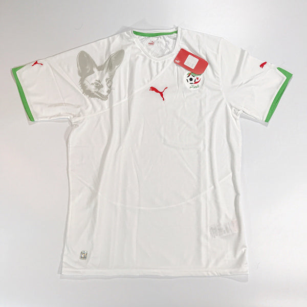Algeria 2010 World Cup Puma Shirt  BNWT Large