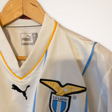 Lazio 2001-2002 Home Champions League Shirt Puma Large