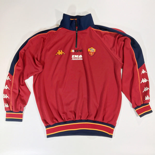 Roma Kappa Full Tracksuit Top and Trousers XXL