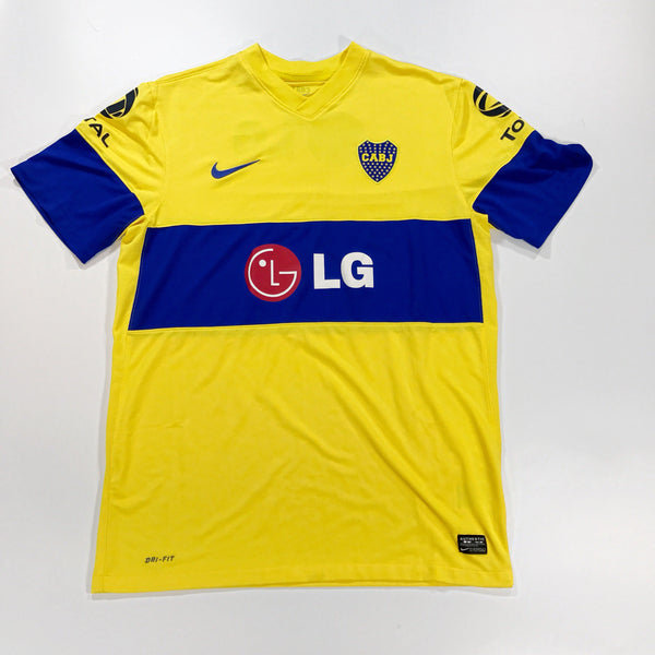 Boca juniors 2011-2012 Away Shirt Nike Large