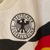 Germany 1990 World Cup Home Shirt Large Adidas