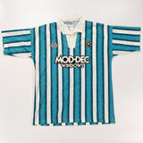Torquay United Away Shirt Large 1993-1995 Matchwinner