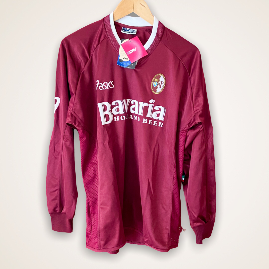 Torino Home Shirt 2004-2005 BNWT Large L/S