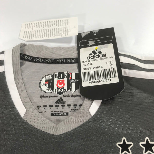 Besiktas 2013-2014 Adidas Away Shirt Small BNWT