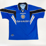 Manchester United 1996-1998 Umbro Away Shirt XL