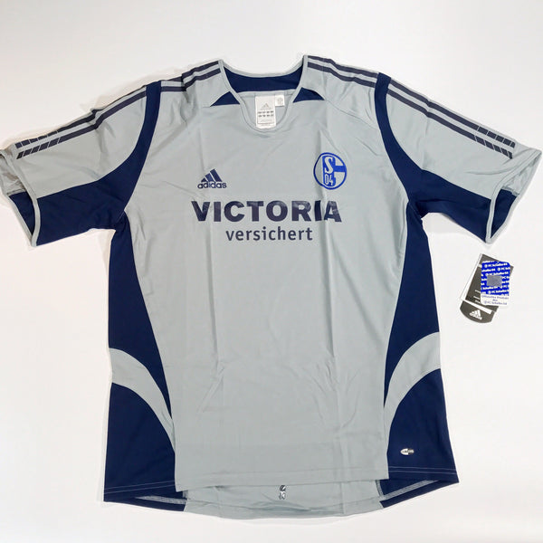 Schalke 2005-2007 Adidas Away Shirt XL BNWT