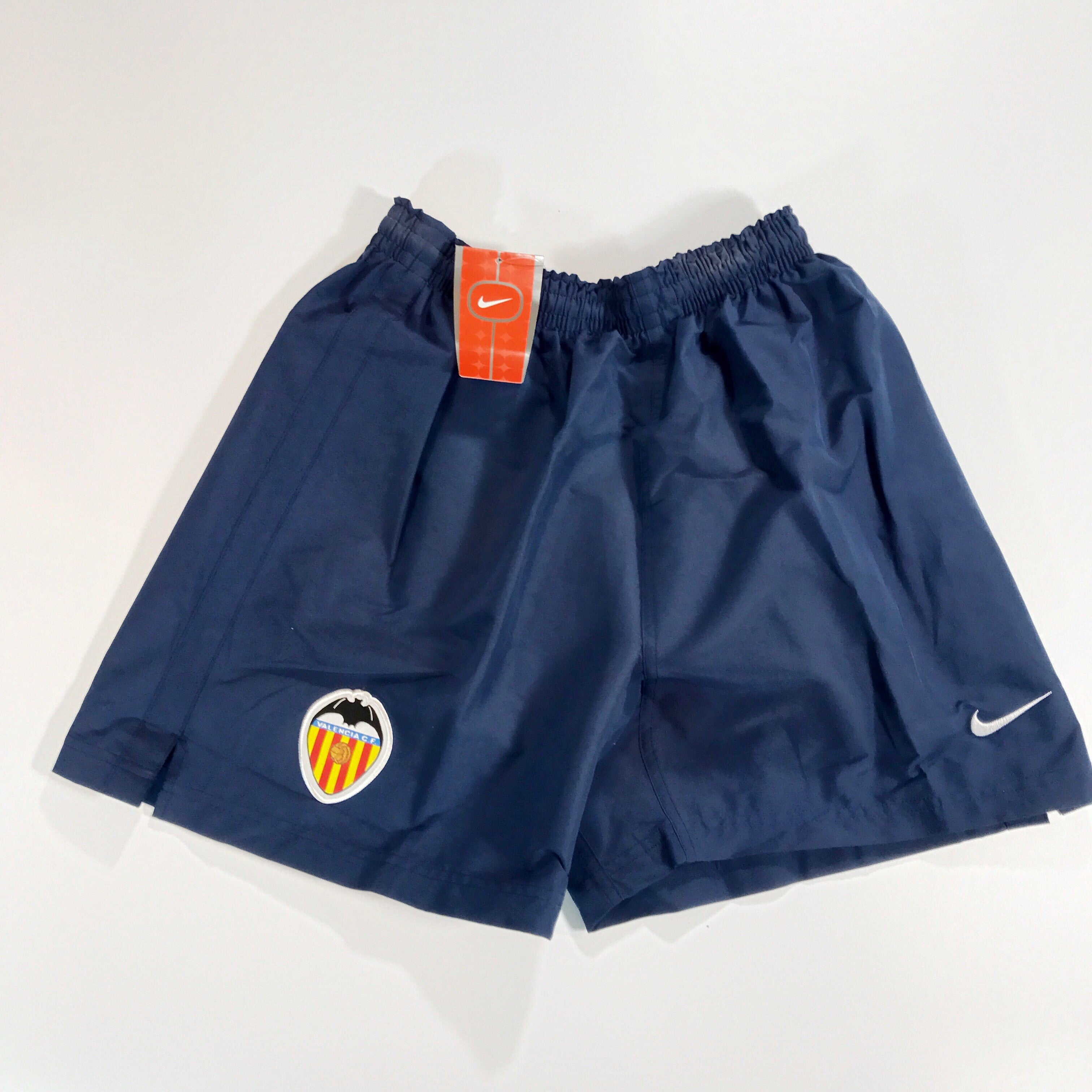 Valencia 2000-2001 Nike Home Football shorts bnwt