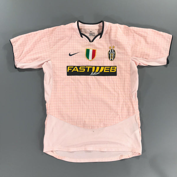 Juventus 2003-2004 Away Nike Shirt XL BNWT