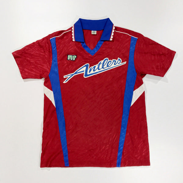Kashima Antlers Shirt 1992 Ennere J League Medium