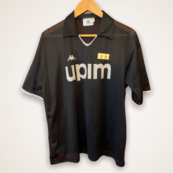 Juventus 1991-1992 Kappa Away Shirt Large