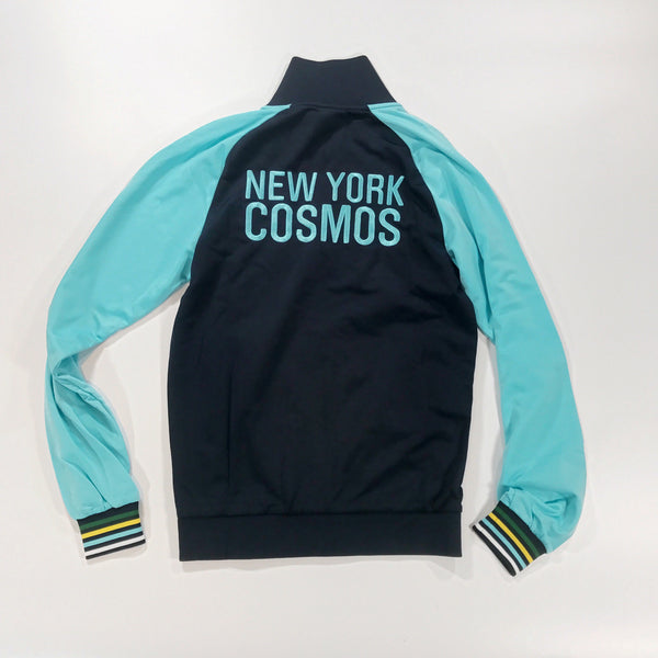 New York Cosmos Umbro Retro Track Top Small BNWT