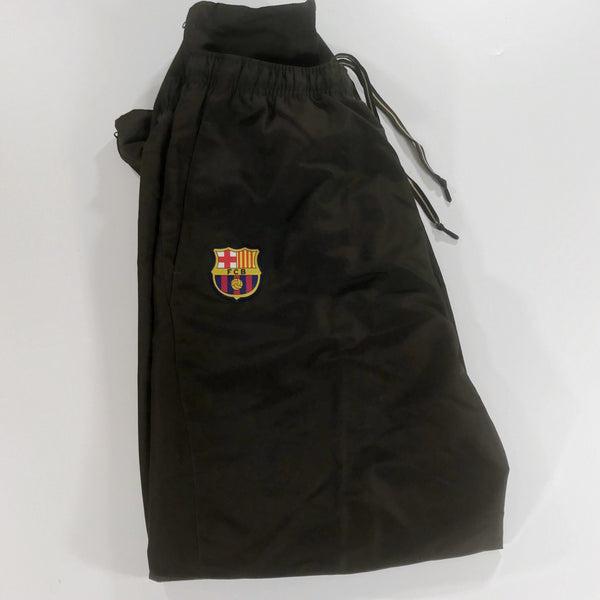 Barcelona Nike 2008-2009 full Tracksuit (Top and Trousers) XL