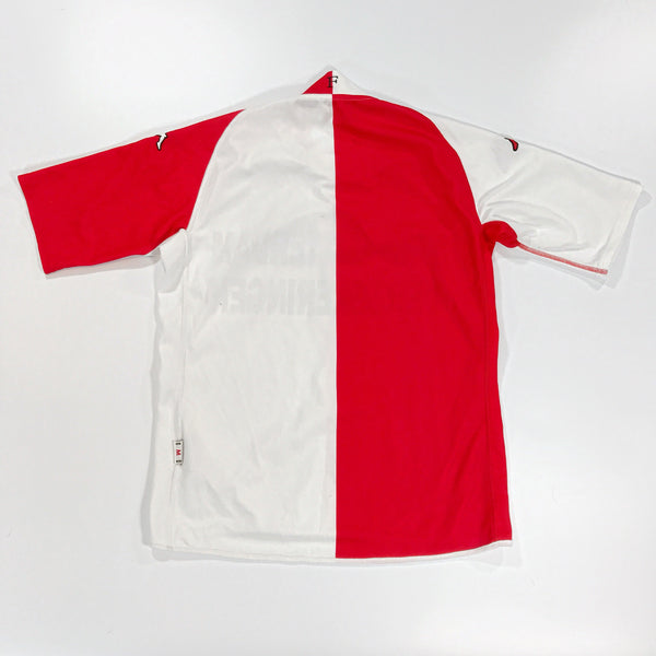Feyenoord 2003-2004 Home Shirt Kappa Medium