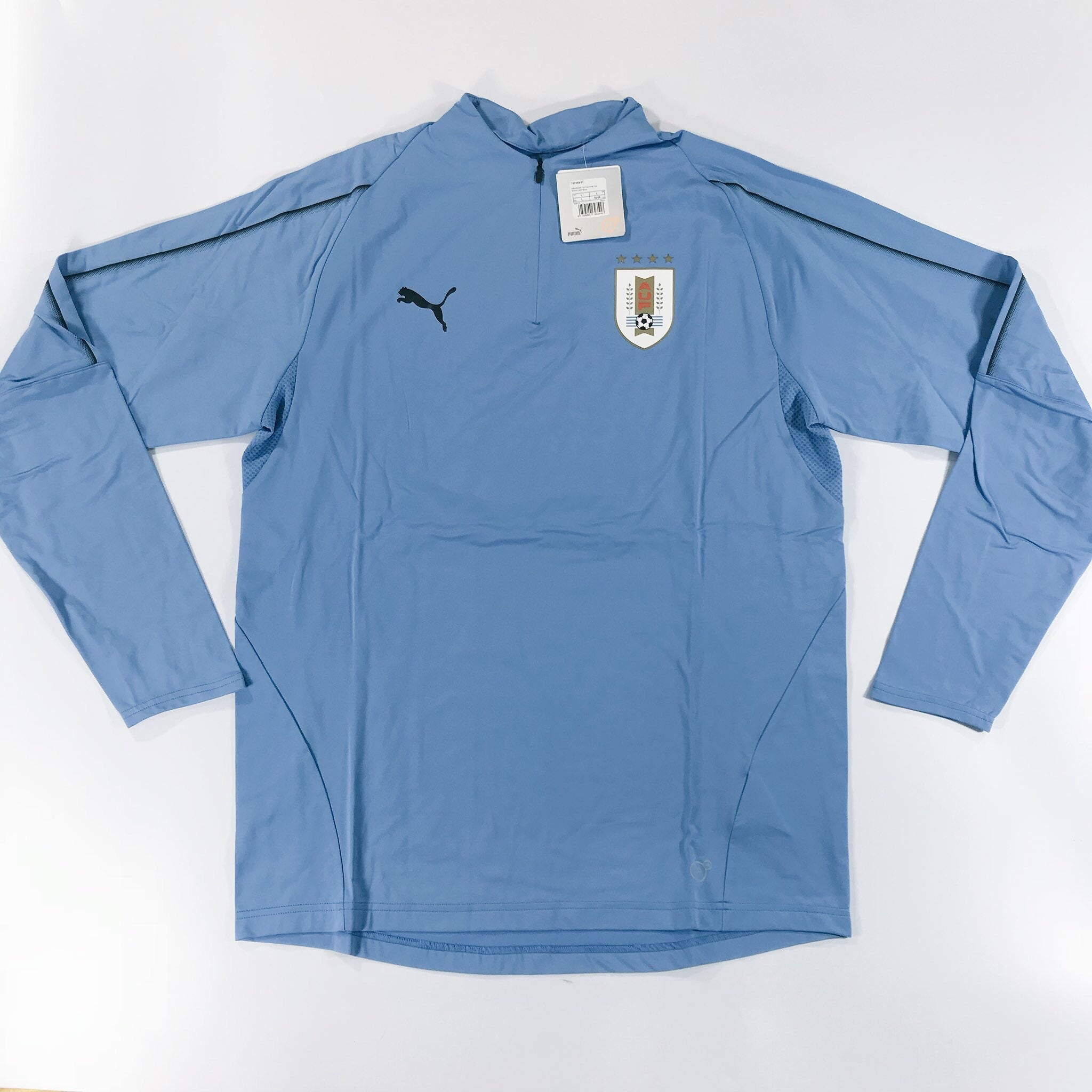Uruguay 2014 World Cup Puma Jacket Windbreaker