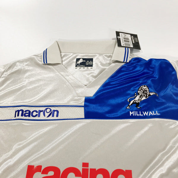Millwall 2012-2013 Away Shirt Medium Macron BNWT