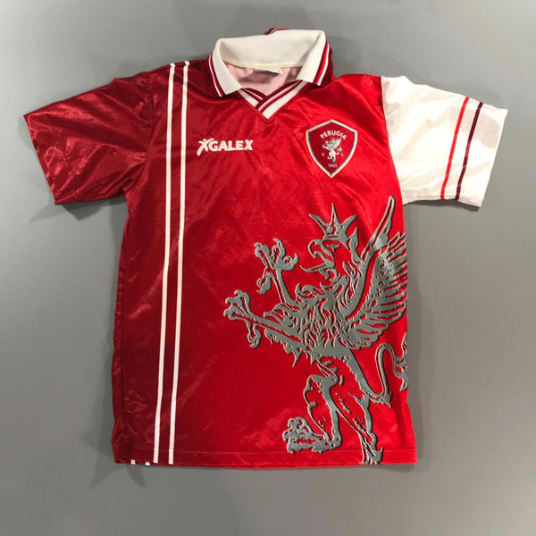 Perugia Galex 1998-1999 Home Shirt Medium