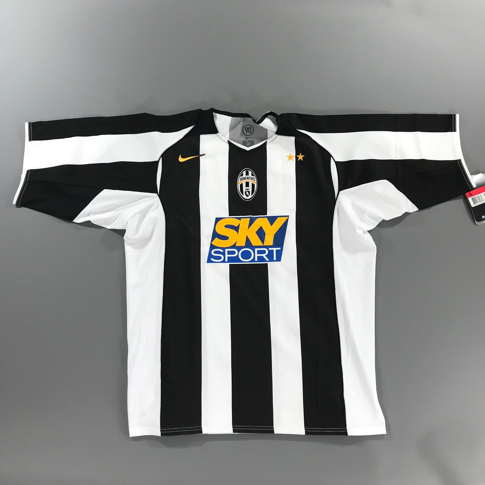 Juventus 2004-2005 Home Nike Shirt Large BNWT