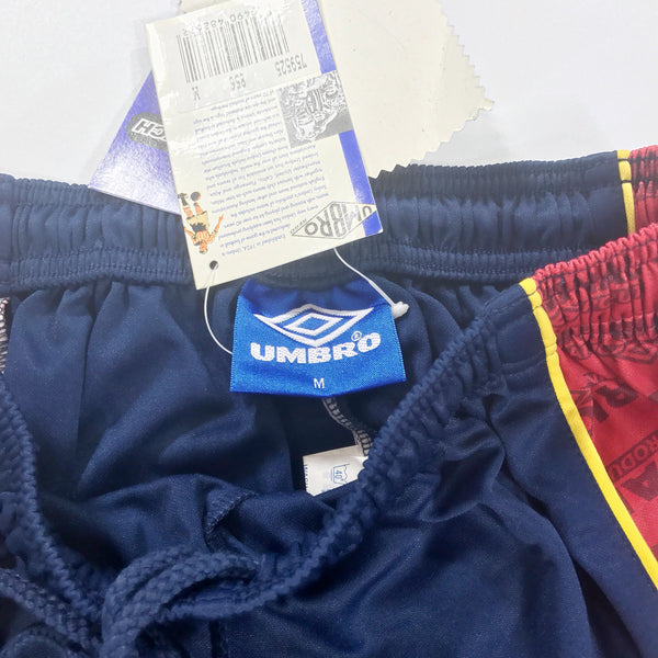Scotland World Cup 1998 Training Shorts Medium Umbro BNWT