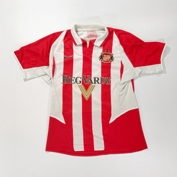 Sunderland 2002-2003 Nike Home Shirt Medium Phillips #10
