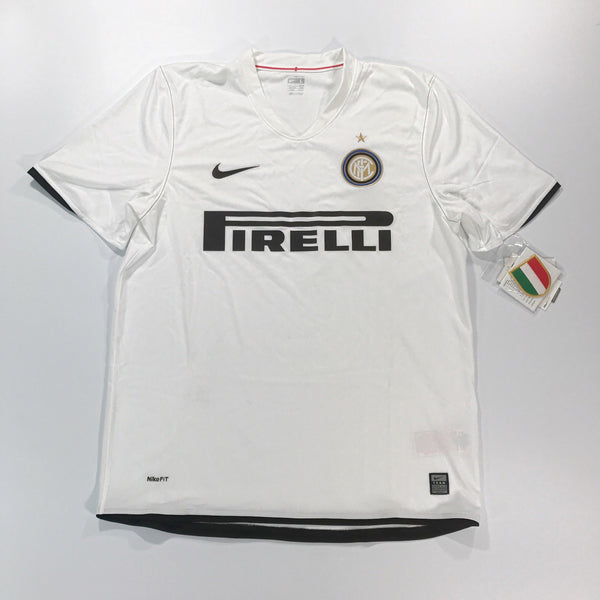 Inter Milan 2008- 2009 Nike Away Shirt Small BNWT