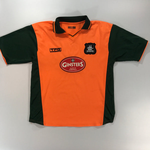 Plymouth Argyle Away Shirt 2004-2005 TFG