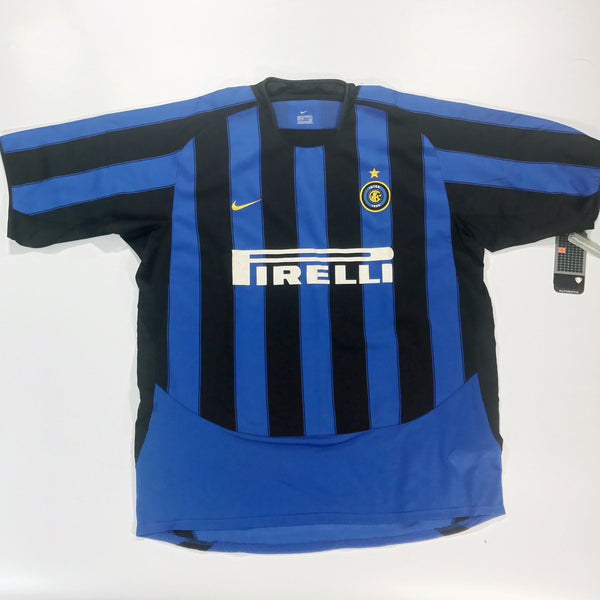Inter Milan 2003-2004 Home Shirt XXL BNWT