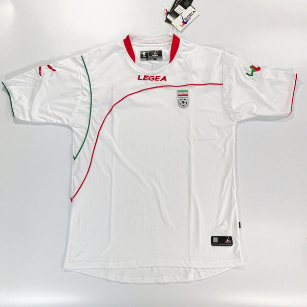 Iran 2010 Home Shirt XL Legea BNWT